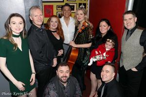 Photo Flash: Cellist Mairi Dorman-Phaneuf Celebrates Robert Burns Night At Birdland!  Photo