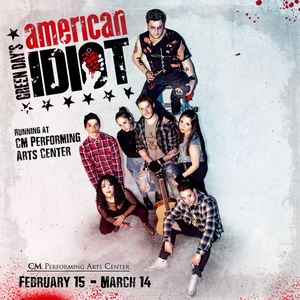 Photo Flash: Meet The Cast Of CM Performing Arts Center's AMERICAN IDIOT Photo