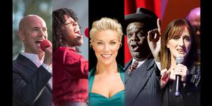 Watch Chichester Festival Theatre' CELEBRATING SONDHEIM, Streaming 22–25 March
