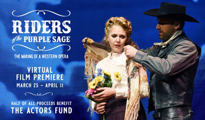 Peter Coyote, Karin Wolverton and More to Star in RIDERS OF THE PURPLE SAGE: THE MAKING OF A WESTERN OPERA