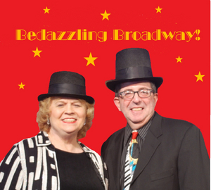 Chicagoland Duo Will Live Stream BEDAZZLING BROADWAY