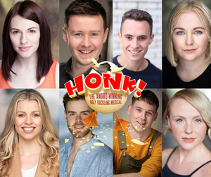 'Honk!' will be staged open-air this summer in the grounds of Ely Cathedral Photo