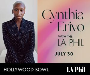 Cynthia Erivo Joins the LA Phil at the Hollywood Bowl
