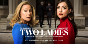 Final Casting Announced For TWO LADIES At The Bridge Theatre