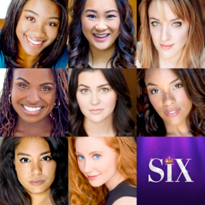 Chicago Company Of SIX Will Reprise Roles In American Repertory Production