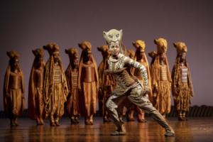 Adrienne Walker Returns as Nala in THE LION KING Tonight, July 16