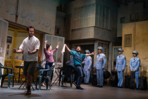 BWW Review: THE BAND'S VISIT at The Kennedy Center – A Magical Musical Full of Heart