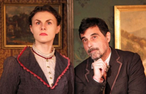 The Classic Thriller GASLIGHT (ANGEL STREET) Opens in the Poorman Theatre July 12