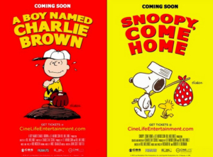 The Peanuts Gang to Return to Theaters for 50th Anniversary