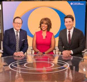RATINGS: CBS THIS MORNING is Only Network Morning Show To Post Year-to-Year Increases In Adults 25-54, Women 25-54
