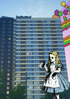 ALICE IN CANNING TOWN Comes To Arc In The Park Adventure Playground This August