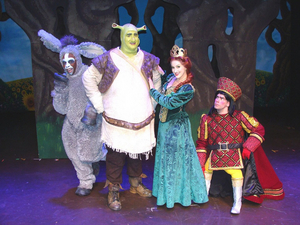 BWW Review: SHREK Amuses at La Comedia Dinner Theatre