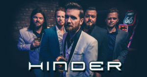 Hinder Adds New Dates to Leg Two Of 'Lucky 7' Tour