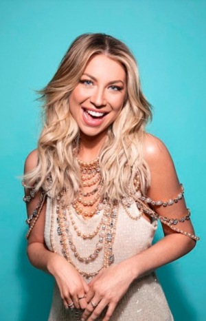 Stassi Schroeder Takes Her Hit Podcast STRAIGHT UP WITH STASSI On the Road