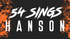 Stars to Sing Hanson At Feinstein's/54 Below