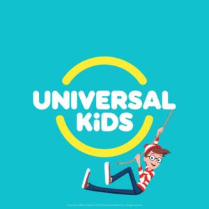 Universal Kids Premieres New Series NORMAN PICKLESTRIPES