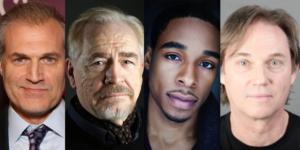Breaking: Brian Cox, Marc Kudisch, Grantham Coleman & Richard Thomas Will Star in Robert Schenkkan's Second LBJ Play, THE GREAT SOCIETY