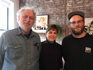 The Workmen's Circle to Honor Father-and-Son Mark and Seth Rogen