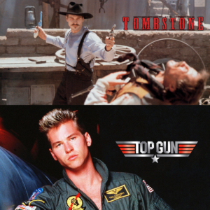 Val Kilmer, Rolling Roadshow and AFWA to Screen TOMBSTONE and TOP GUN
