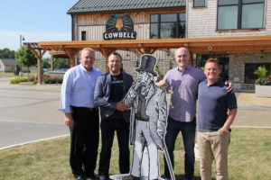 Cowbell Announces Multi-Year Commitment to Blyth Festival