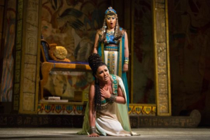 The Metropolitan Opera's Production of AIDA Comes to The Ridgefield Playhouse in HD on August 16