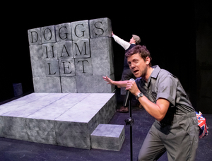 BWW Review: Stoppard's word fun with Shakespeare and subversion in DOGG'S HAMLET, CAHOOT'S MACBETH at Potomac Theater Project
