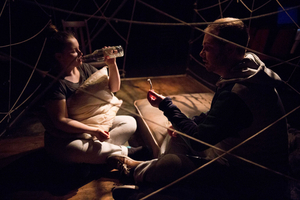 BWW Review: STARVED, The Hope Theatre