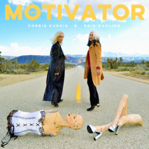 Cherie Currie & Brie Darling Release Kinks Cover DO IT AGAIN