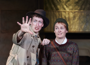 BWW Review: THE FALCON'S MALTESER, The Vaults