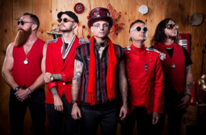 The Parlotones Premiere New Music Video For ANTIDOTE With The Big Takeover