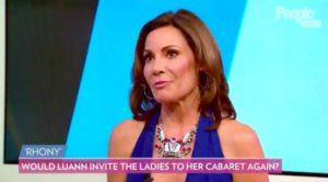 Will REAL HOUSEWIFE Luann de Lesseps Join CHICAGO on Broadway?