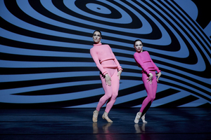 BWW Review: MARIA KOCHETKOVA – CATCH HER IF YOU CAN at Joyce Theater