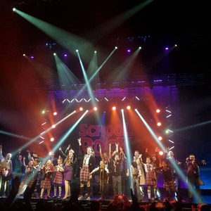 BWW Review: SCHOOL OF ROCK  at Charlotte Theater, 'Get Ready to Rock, South Korea!'