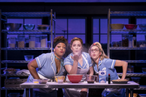 WAITRESS Extends in the West End Through January 2020