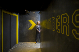 BWW Review: GINGERLINE CHAMBERS_, Secret London Location
