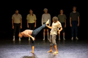 Performance Schedule Announced for 38th Annual Battery Dance Festival