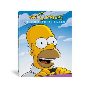 Season 19 of THE SIMPSONS Arrives on DVD December 3