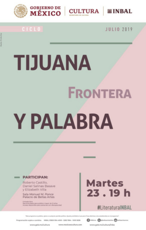 Escritores revisarán la creación literaria en Tijuana, más allá de los estereotipos