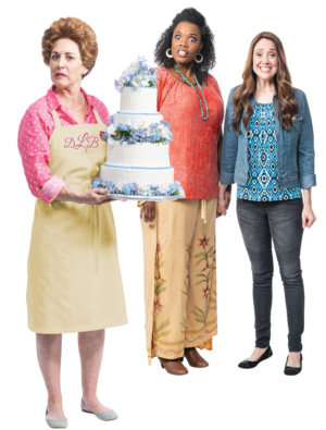 Uptown Players Hosts The Regional Premiere Of THE CAKE