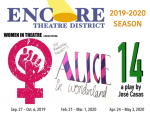 Encore Theatre District Announces Auditions To Be Held This Sunday