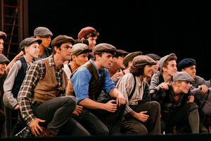 BWW Review: Disney's NEWSIES is the High-Flying Hit of the Summer!