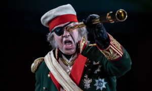 BWW Review: WAR AND PEACE, Royal Opera House