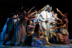 BWW Interview: Brad Raymond Brings an Age-Old Character to Life in CHILDREN OF EDEN at Aurora Theatre