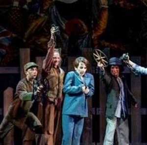The Joffrey Ballet Holds Open Auditions for the Children's Cast of Christopher Wheeldon's THE NUTCRACKER
