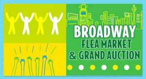 Broadway Flea Market Returns September 22