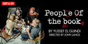 ACT Presents the World Premiere of PEOPLE OF THE BOOK