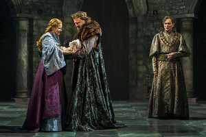 BWW Review: GERTRUDE AND CLAUDIUS Impresses at Barrington Stage Company