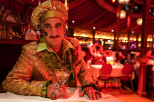 BWW Review: Teatro ZinZanni's LOVE, CHAOS AND DINNER Provides Old-Fashioned Circus and Comedy Entertainment