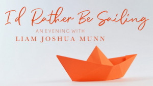 Liam Joshua Munn to Spend an Evening Live At 54 Below