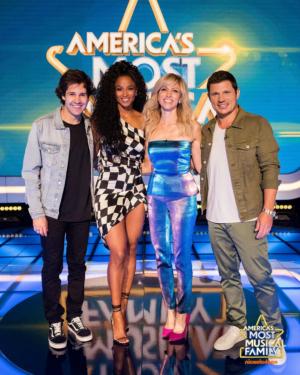 Ciara, David Dobrik, Debbie Gibson and Nick LacheyJoin AMERICA'S MOST MUSICAL FAMILY on Nickelodeon